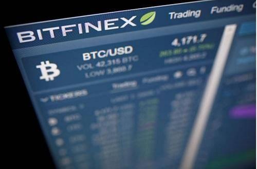 彭博社:受指控影响,Bitfinex比特币溢价300美元