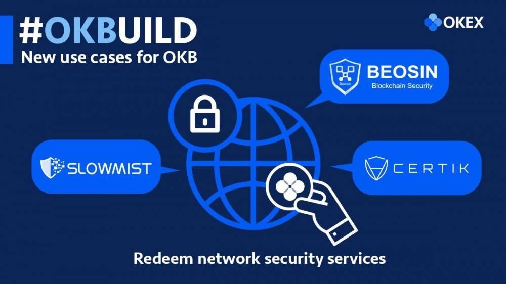 一线 | OKEx首席执行官Jay Hao宣布与3家区块链安全公司建立合作